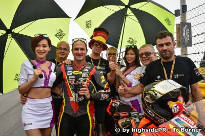 Macau Grand Prix 2016, 17. bis 20. November 2016